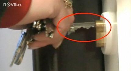 kopie klíčů - reportáž TV NOVA 2009-07-14
